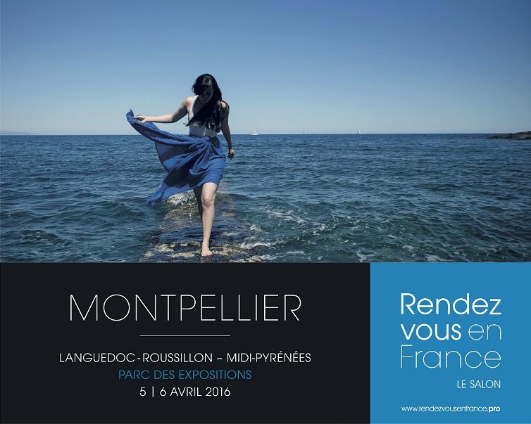 900 Tour-opérateurs et agents de voyages internationaux à Montpellier