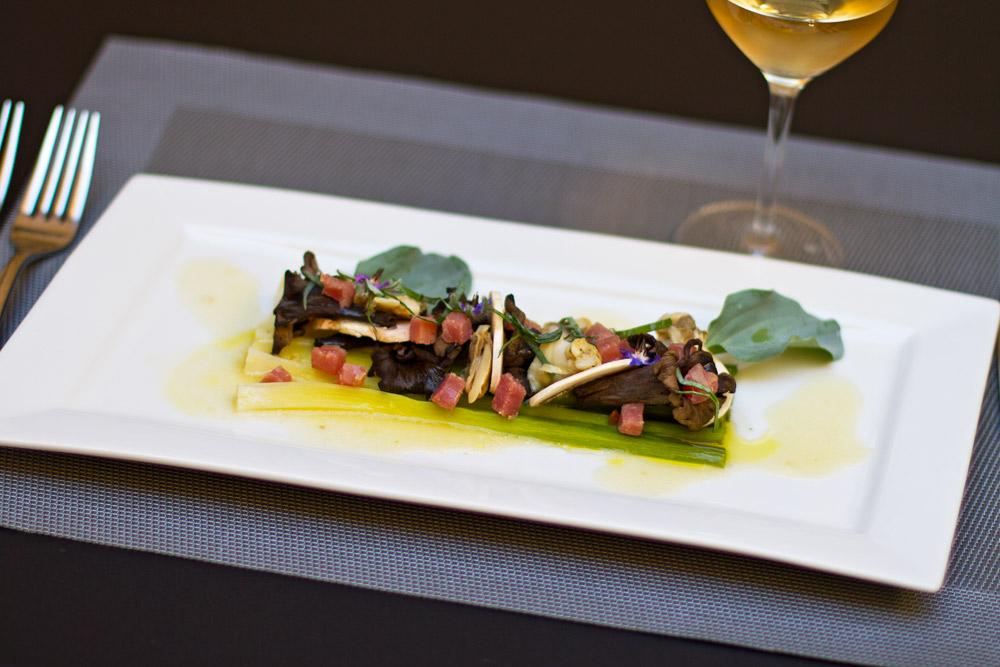 Les vins des caveaux Labellisés s'associent à la cuisine régionale