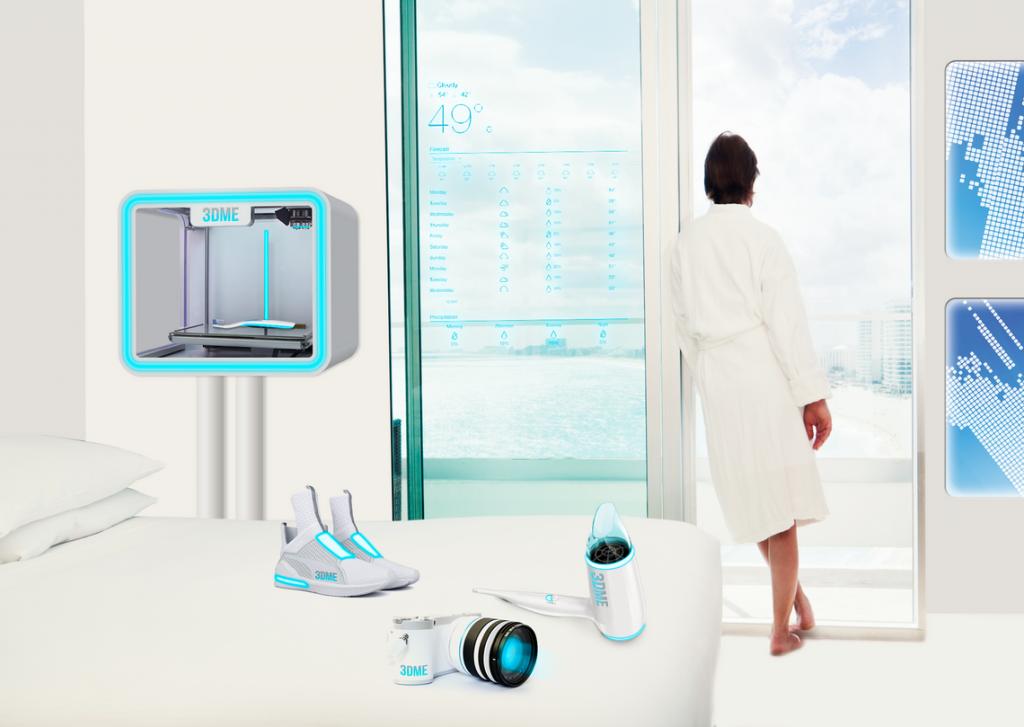 Hotels.Com Imagine Le Futur De L'hôtellerie