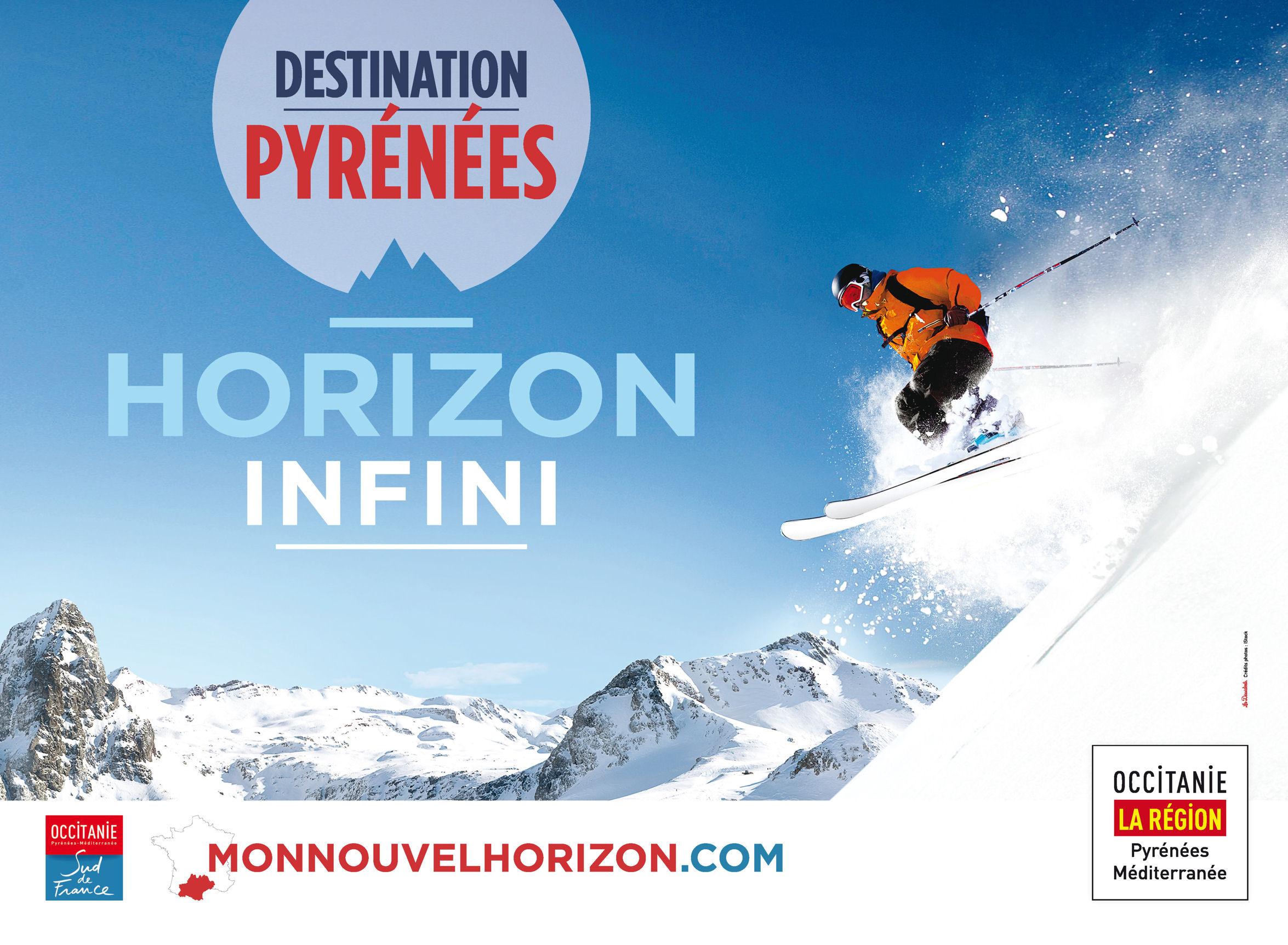 Campagne de communication vers de « Nouveaux Horizons » en faveur des montagnes