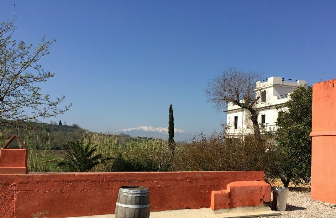 Un Atelier Qualité avec vue sur le Mont Canigou