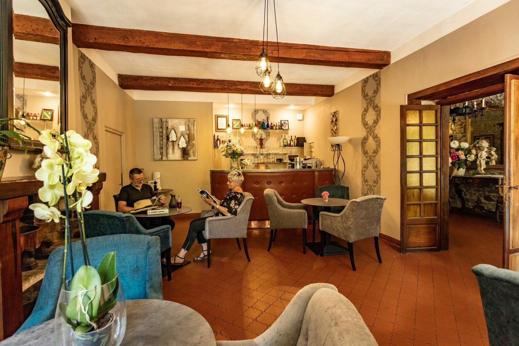 hostellerie du grand duc - Gincla