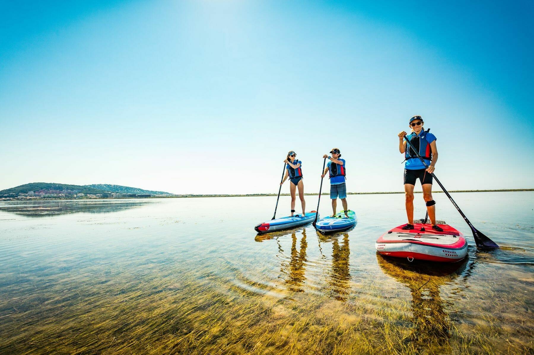 kayakmed - sète -
